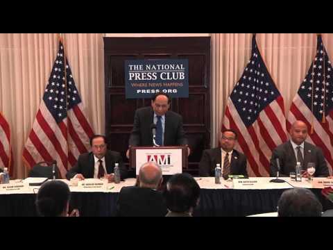 Launch of American Muslim Institution Part 1