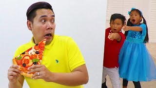 Uncle Uncle Yes Kids | Johnny Johnny Yes Papa Family Version | Learn Good Behavior and Habits