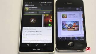 iOS vs Android : Nên chọn hệ điều hành nào để chơi games ? - CellphoneS
