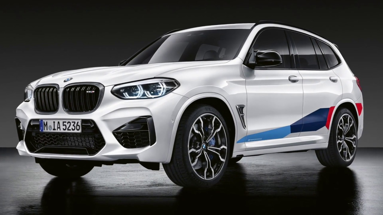 m performance parts for bmw x3 m and bmw x4 m highlights youtubem performance parts for bmw x3 m and bmw x4 m highlights