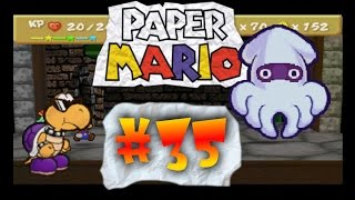 Let's Play Paper Mario (German) #35 Klempner Arbeit
