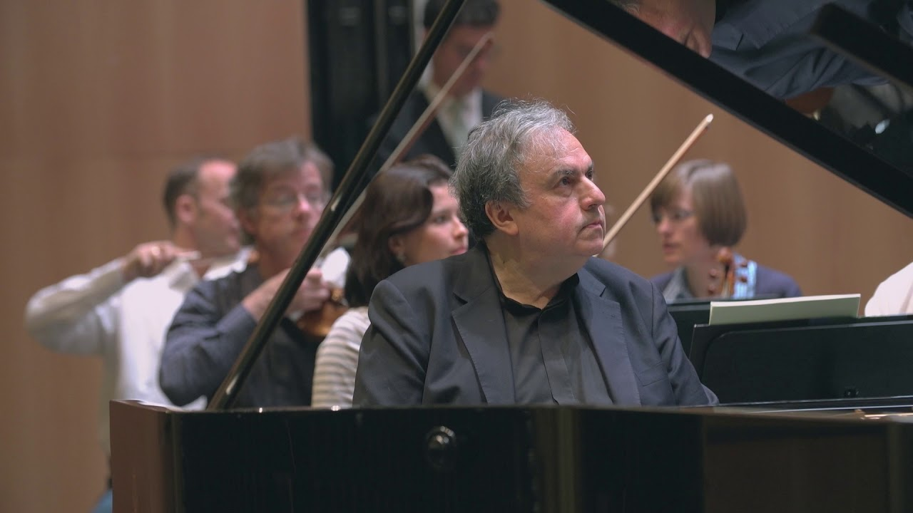 video: Yefim Bronfman: Beethoven Piano Concerto No.4