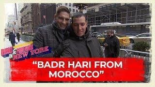 Rico Verhoeven aangezien voor Badr Hari in New York