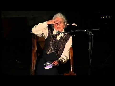 Judith Kerr @ 5x15 - When Hitler Stole My Pink Rabbit