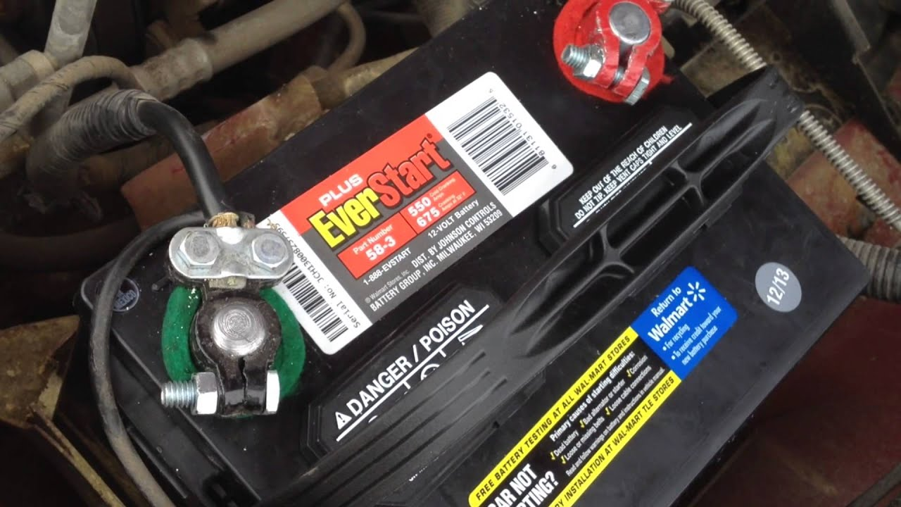 Are Walmart Car Batteries Good Youtube