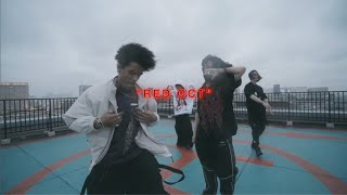 YouTube動画:Dreaming of Screaming - Red Oct ft. Tohji (Official Music Video)