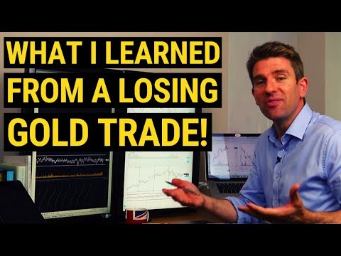 Losing Gold Trade - What Can We Learn? 🤔