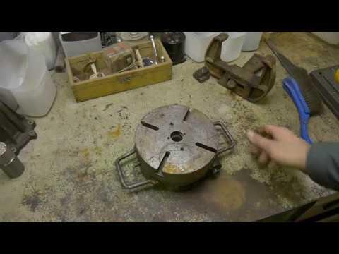 Видео Труба толстостенная алюминий