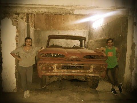 Proyecto restauración Chevrolet Apache 1961