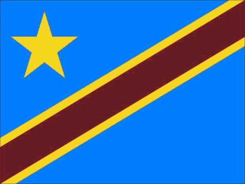 National Anthem of the Democratic Republic of the Congo (vocal)