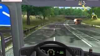 Euro Truck Simulator Gold video game trailer - PC