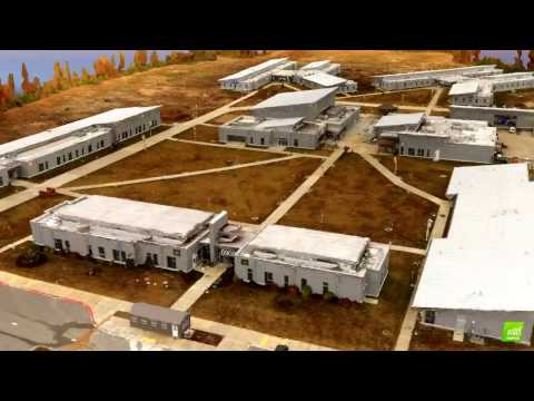 Job Corps Little Rock - Aerial 3d map by ArkUAV