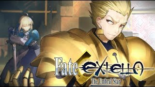 Gilgamesh OP [Fate/Extella: The Umbral Star] (Gilgamesh Side Story)