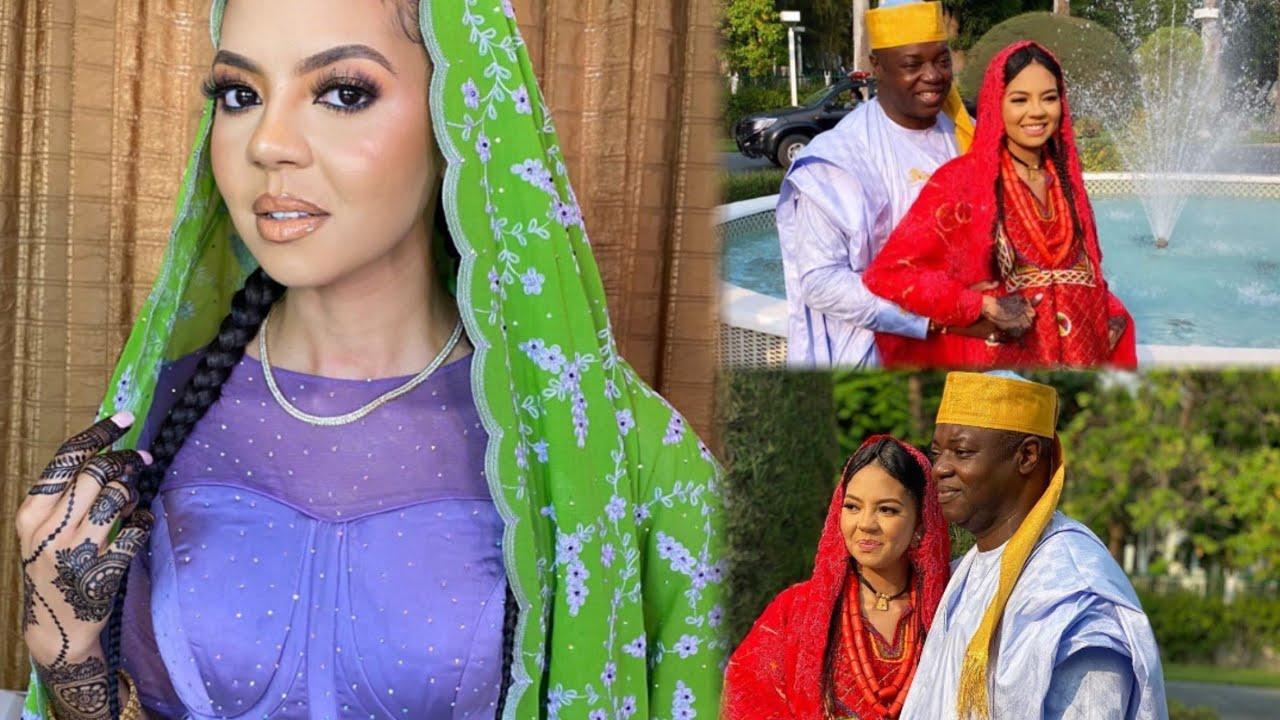 Download Shagalin bikin Adama 'yar biloniya  Muhd Indimi  da Yarima Malik Ado Ibrahim