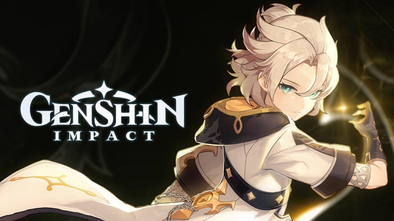 Hướng dẫn build Albedo - Genshin Impact
