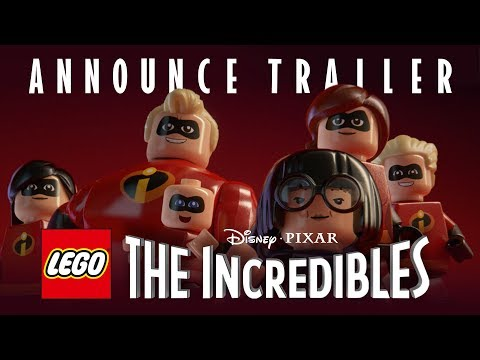 Official LEGO The Incredibles Announce Full online