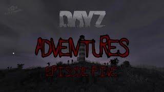 DayZ Adventures #5 [HD] - Бомбежка лагеря и 1 патрон ПМ(, 2013-07-07T22:33:26.000Z)