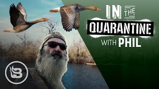 Life Lessons from the Woods | In the Quarantine with Phil