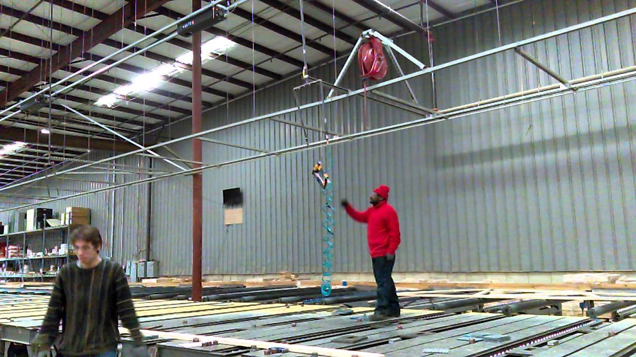 Building Mono Pitch Trusses Upside Down Youtube