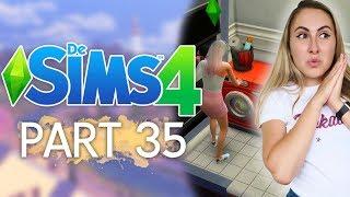 WASMACHINES IN DE SIMS & ALIËN VERMOORD!! - De Sims 4 - Part 35
