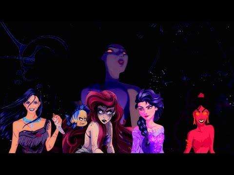 Hello Eris    dark!Disney Crossover