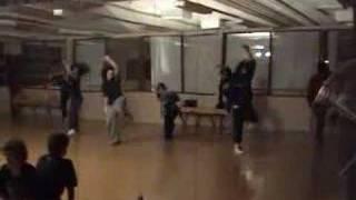 Kristi McCarthy Choreography - 2 Man Show