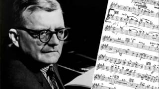 SHOSTAKOVICH PLAYS SHOSTAKOVICH - CONCERTO FOR PIANO, TRUMPET AND STRINGS OP. 35
