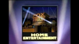 Fake- Fox Searchlight Pictures Home Entertainment 1996