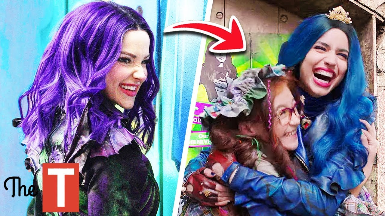 Descendants 3 Reveals New Character Looks In Good To Be