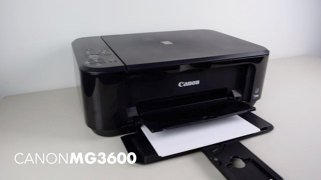 Change wireless network on Canon MG20 Series printer in Windows 20