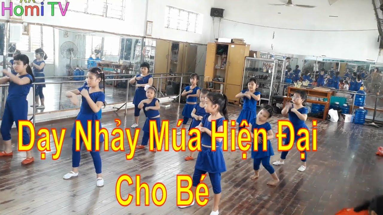 Bài Thi Nhảy Múa Hiện Đại Của Bé Homi , Nhà Thiếu Nhi Quận Gò Vấp TpHCM ❤ Homi ToysReview TV ❤