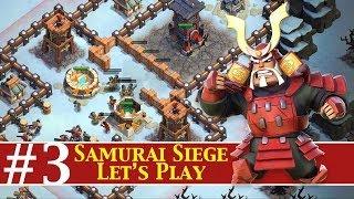 Samurai Siege Let's Play #3