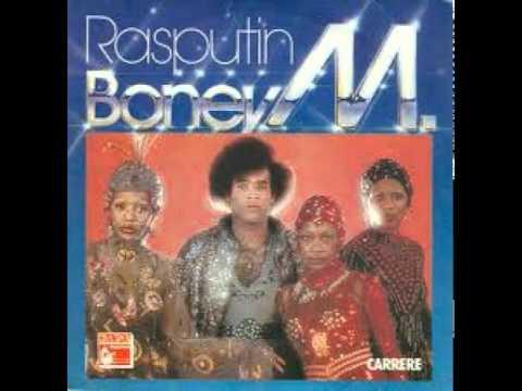 Boney M. - Rasputin (original)