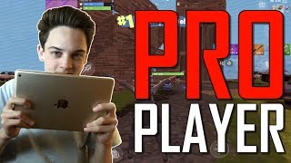 FAST MOBILE BUILDER - Road to 100 Wins - Fortnite Mobile + Tips & Tricks! thumbnail