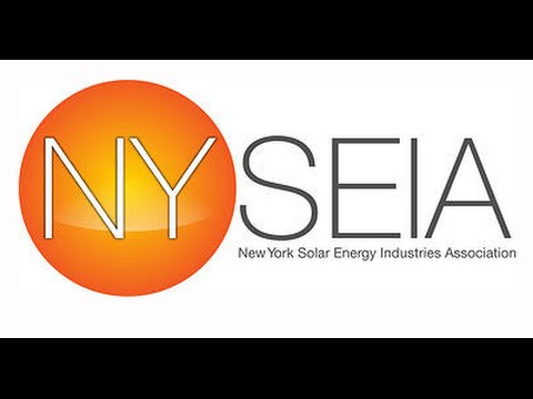 NYSEIA Webinar - Understanding the Property Tax Exemption for Solar in New York