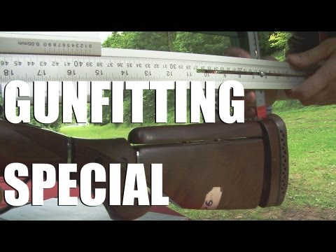 Fieldsports Britain : How to fit your gun + crow shooting  (