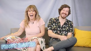 Broadway First Dates: Libby Winters and John Gallagher Jr.
