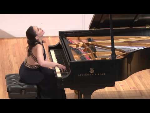 Karine Poghosyan's performance in a Concert dedicated to Aram Khachaturian