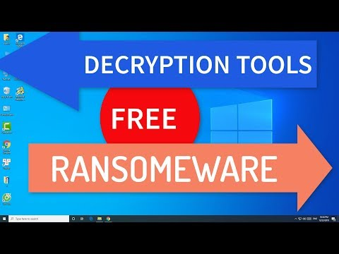 Free Ransomware Decryption Tools | Songkhangluu✅