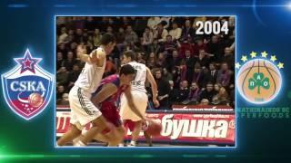 Противостояние в цифрах. ЦСКА vs. Панатинаикос.(, 2016-10-19T14:50:34.000Z)