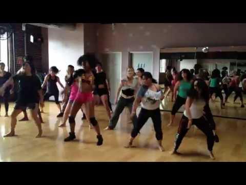 Feb, 2017 HT: Afro Vybez, Reggaeton Class, Daddy Yankee, Shaky Shaky