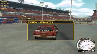 Flatout game play (part 1 )