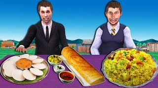 सुबह का नाश्ता Breakfast हिंदी कहानियां Hindi Kahaniya - Funny Village Comedy Video Hindi Stories
