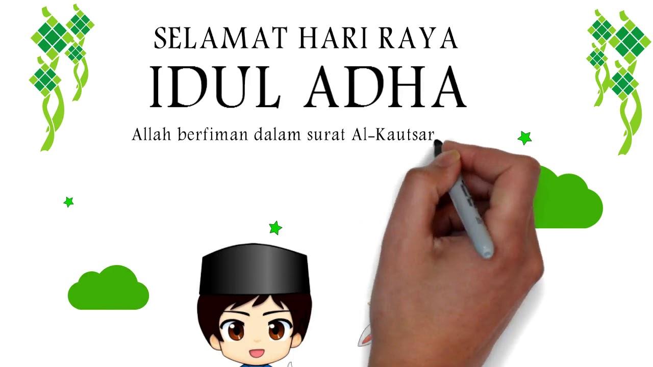 Ucapan Idul Adha 2020 Youtube