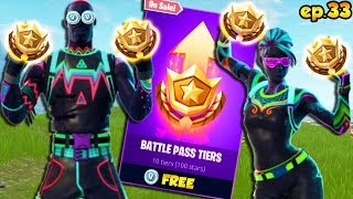 *OMG* HOW TO GET FREE Battle Pass Tier 100! (Fortnite Battle Royale)