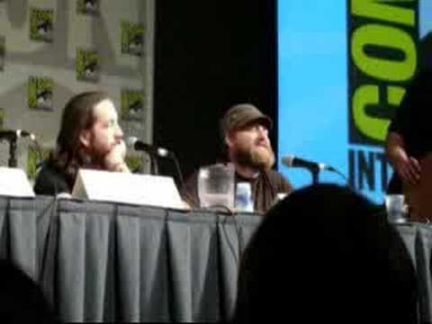 FLAPJACK Comic Con Panel: Part One