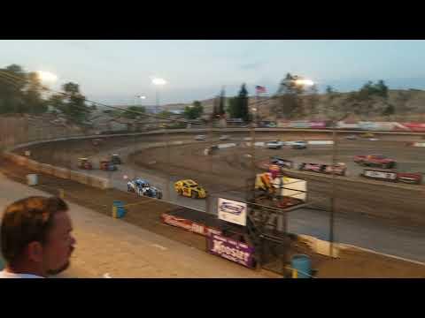 Mod lite main event 6/9/2018 Bakersfield Speedway