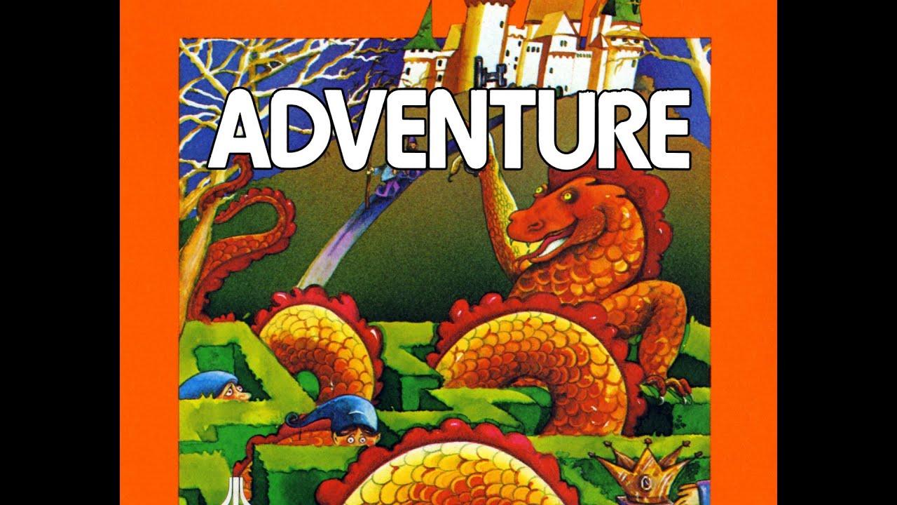 Adventure Atari 2600 Gameplay Youtube