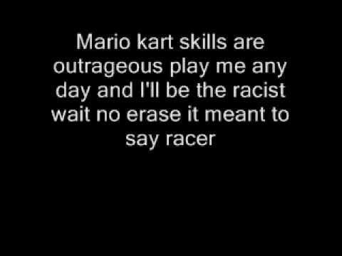 Asher Roth- Lark on my go-kart w/ Lyrics