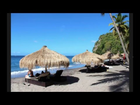ST. LUCIA!  12/24/15 - Day 1,842